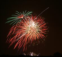 fireworks by Adam Drewitt