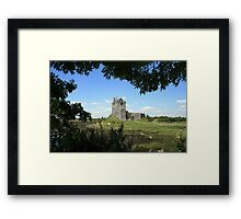 Dunguaire Castle  Framed Print