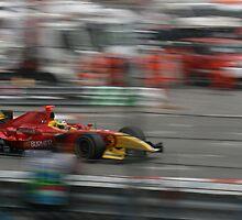 Formula Renault 3.5 series by Adam Drewitt