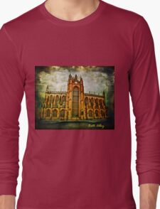 Bath Abbey Long Sleeve T-Shirt