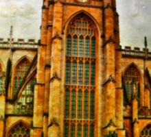 Bath Abbey Sticker