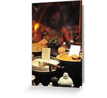 herbs & spices Greeting Card