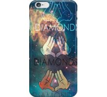 Diamond Hands iPhone Case/Skin