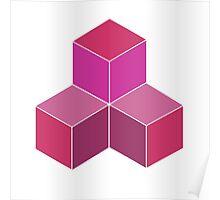 Cube B Poster