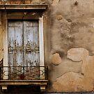 Venetian Window by Pamela Maxwell