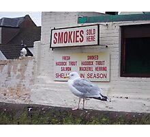 Smokies Photographic Print