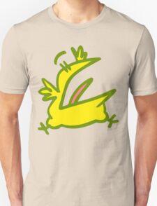 """Crooeeerrrrkkkk!!"" Cartoon Bird by Cheerful Madness!! T-Shirt"