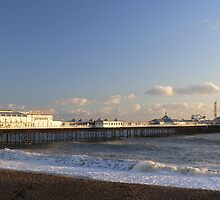 Brighton Pier 001 by Peter Reime