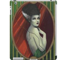 Frankenstiens Bride iPad Case/Skin