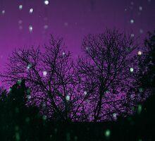 Purple rain by tamzinio