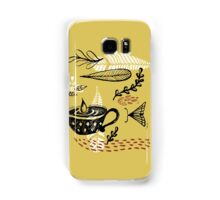 the cup and the moth Samsung Galaxy Case/Skin