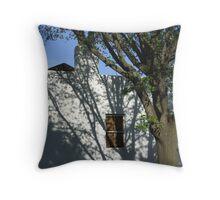Tree & Shadow Throw Pillow