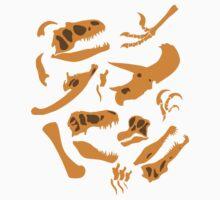 Dinosaur Bones Kids Clothes