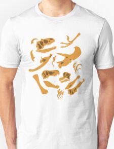 Dinosaur Bones Unisex T-Shirt