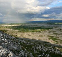 Summer evening in The Burren by John Quinn