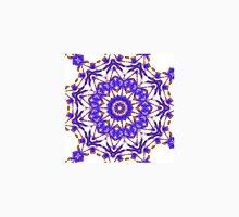 Electirc blue pattern Unisex T-Shirt