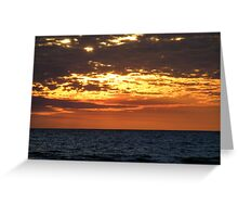 Nightcliff Twilight Greeting Card