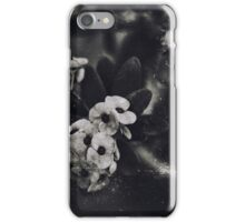 many shades of black iPhone Case/Skin
