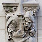 Architectural Detail in Tulsa, Oklahoma by Carol M.  Highsmith