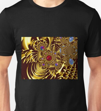 Set In Gold Unisex T-Shirt