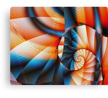 Echoes of the Ocean Canvas Print