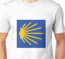 El Camino de Santiago Unisex T-Shirt
