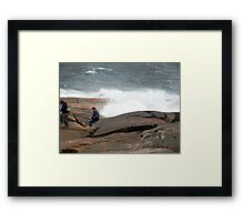 Move It! Framed Print
