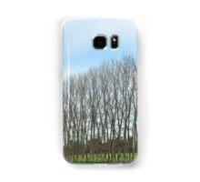Receding Fringe Samsung Galaxy Case/Skin