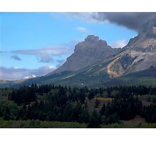 Crowsnest Pass Photographic Print