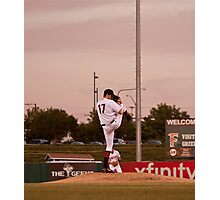 Giants Pitcher Barry Zito - Triple A Rehab Photographic Print