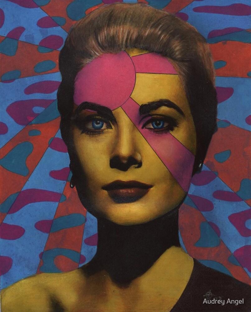 Grace Kelly. Tokyo Series by Audrey Angel