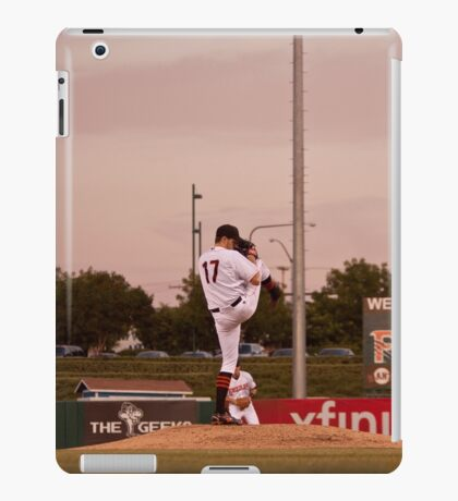 Giants Pitcher Barry Zito - Triple A Rehab iPad Case/Skin
