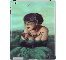 Drowning in a Sea of Taffeta iPad Case/Skin