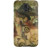 Searching for meaning in the mechanics Samsung Galaxy Case/Skin