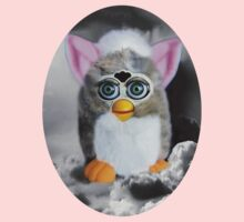 ☀ ツFURBY IN CLOUDS COMING TO LIVE ON EARTH TEE SHIRT (KIDS -ADULT TEES) ☀ ツ Kids Clothes