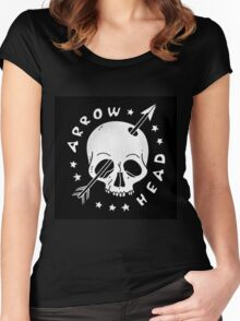 Arrowhead Women's Fitted Scoop T-Shirt