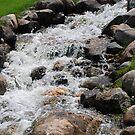 waterfall 2 by JenniferJW