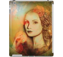 Caught in the bubble iPad Case/Skin