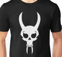 Horned Skull Unisex T-Shirt