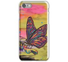 Spectra Flit by Asra Rae iPhone Case/Skin