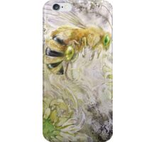 Honeybee - Dreaming Flowers - Blossoms iPhone Case/Skin
