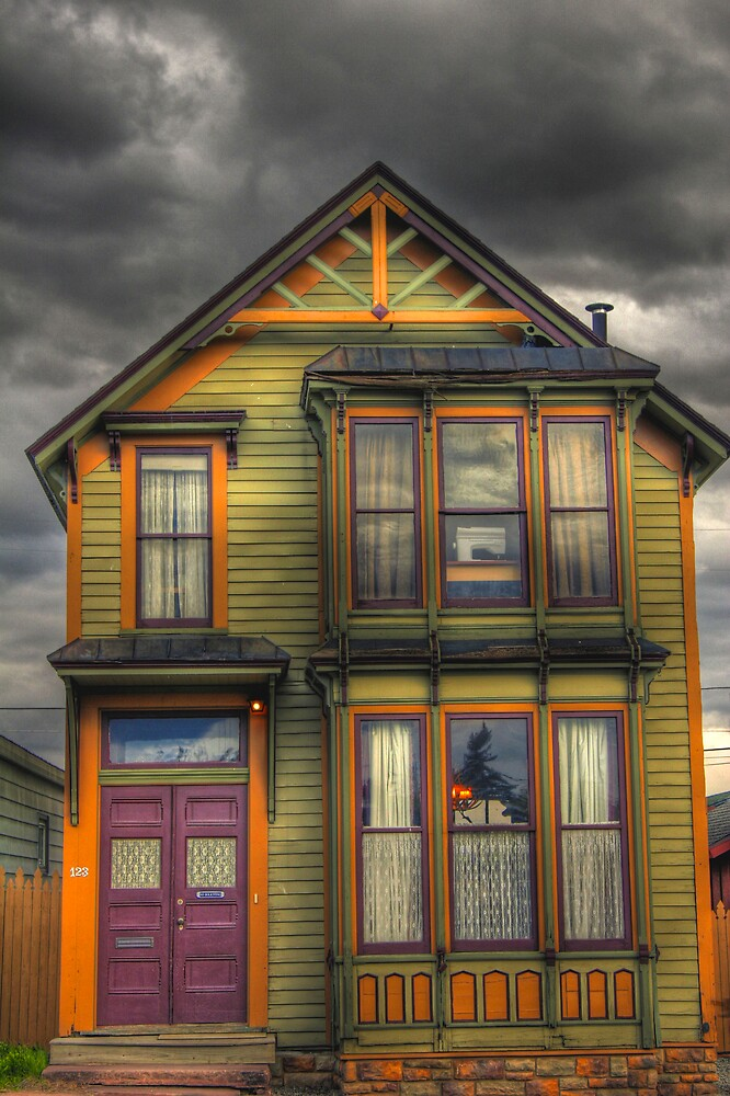 LEADVILLE HOUSE 1 by dvande1