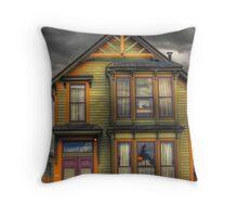 LEADVILLE HOUSE 1 Throw Pillow
