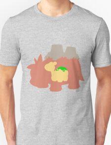 The Camel Unisex T-Shirt