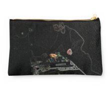 BLACK Electronic Underground #20 Studio Pouch