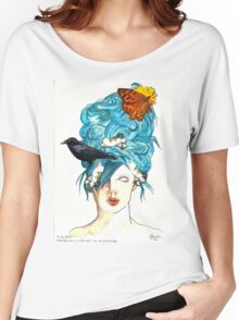 In my place Women's Relaxed Fit T-Shirt