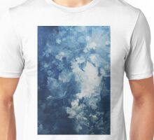 Fall Cyanotype Unisex T-Shirt