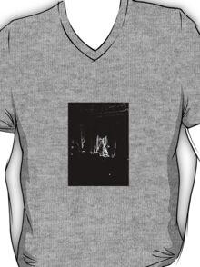BLACK Electronic Underground #18 T-Shirt