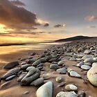 Fairbourne Pebbles by Jon Baxter