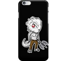 D&D Character: Arcath iPhone Case/Skin
